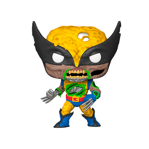 Funko Zombie Wolverine 662