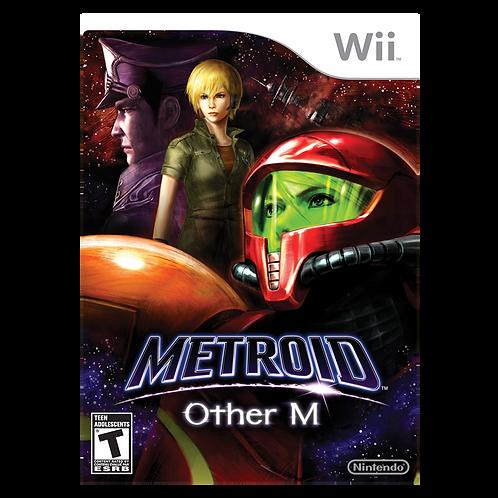 Metrodi Other M Wii