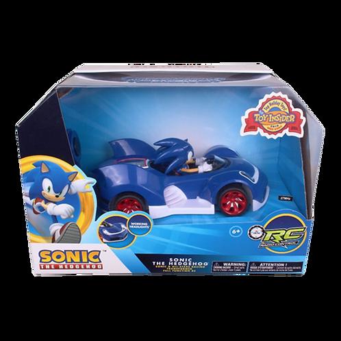 Carro Control Remoto Sonic The Hedgehog