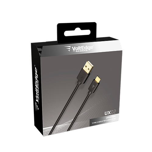 UX02  Cable Tipo C - 3 Metros - VoltEdge