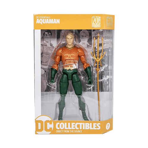 DC Essentials Figures - Aquaman 07