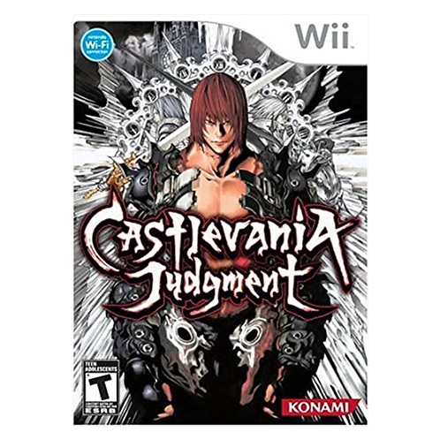 Castlevania Judment Wii