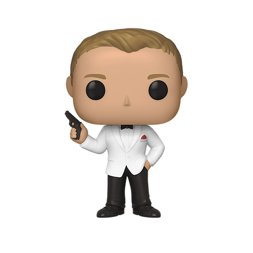 Funko James Bond From Spectro 694 Specialy Series