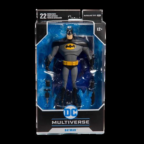 """DC Multiverse Figures - 7"""" Scele Batman (The Animated Series)"""