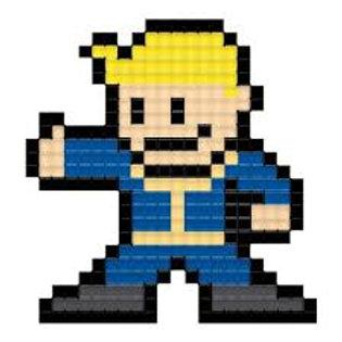 Pixels Vault Boy