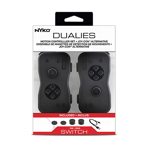Switch Controller Wireless Dualies For Switch Nyko