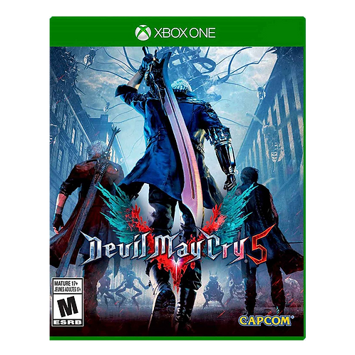 Devil May Cry 5 Xbox One