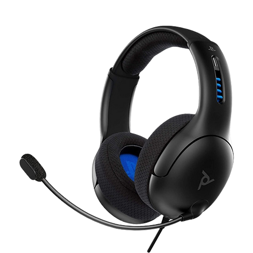 LVL50 Stereo Headset Black (PDP) PS4 / PS5