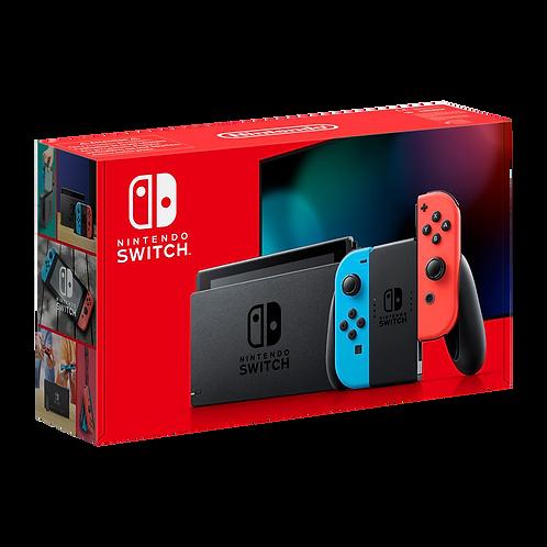 Consola Switch Neon 2Da Generacion
