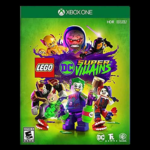 Lego Dc Super Villans Xbox One
