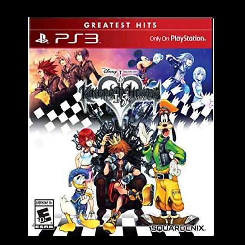 Kingdom Hearts 1.5 Ps3