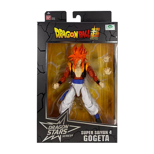 Bandai Dragon Stars Series Super Saiyan 4 Gogeta