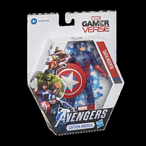 Marvel GameVerse - Captain America Dath Keeper