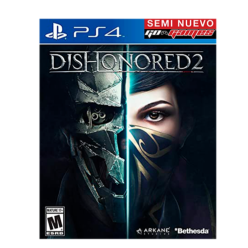 Dishonored 2 Ps4 Semi nuevo