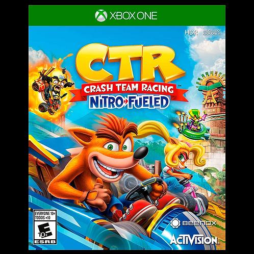 Crash Bandicoot Nitro Fueled Xbox One