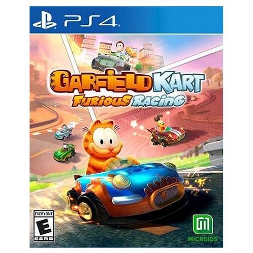 Garfield Kart: Furious Racing - Ps4