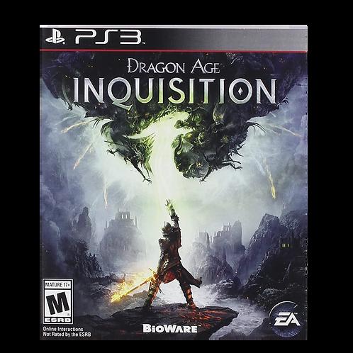Dragon Age: Inquisition.-Ps3