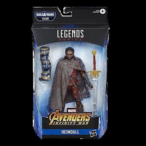 Figura Marvel Legends Infinity War Heimdall
