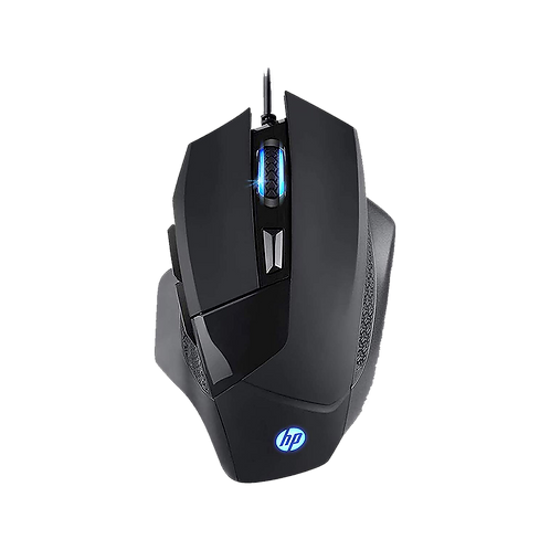 Mouse Philips Gaming Hp G200 Black Optical