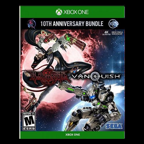 Bayonetta & Vanquish 10Th Anniversary Xbox One