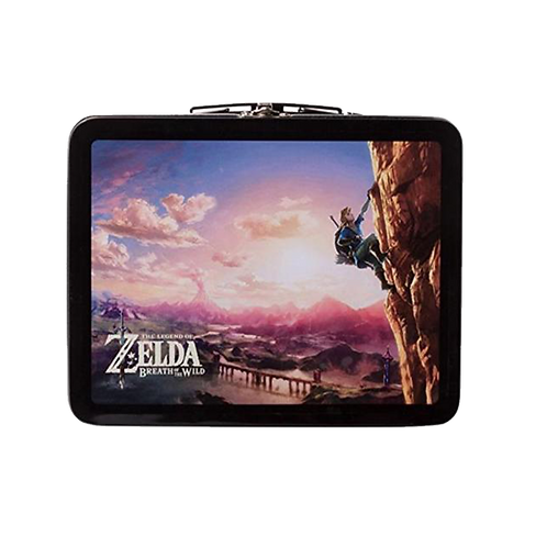 Lunchbox Kit - Zelda: Breath Of The Wild Edition (Powera)