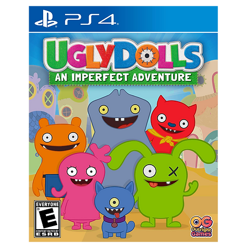 Uglydolls An Imperfect Adventure Ps4
