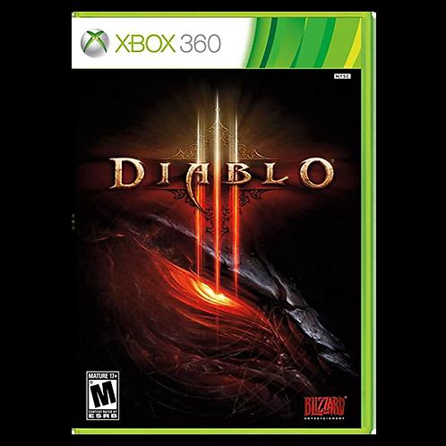 Diablo 3 Xbox 360