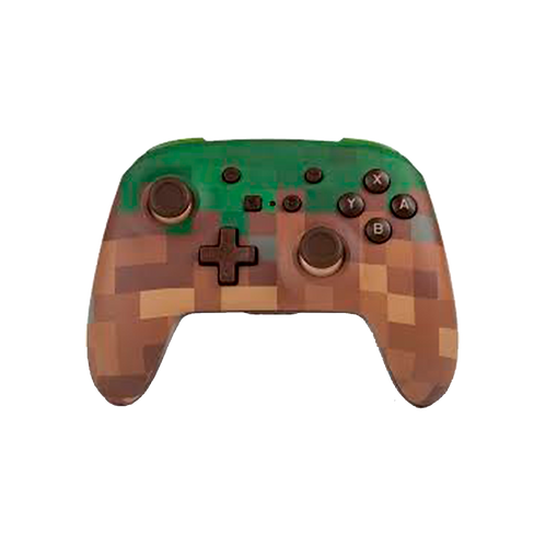 Controles Inalambricos Minecraft Nsw