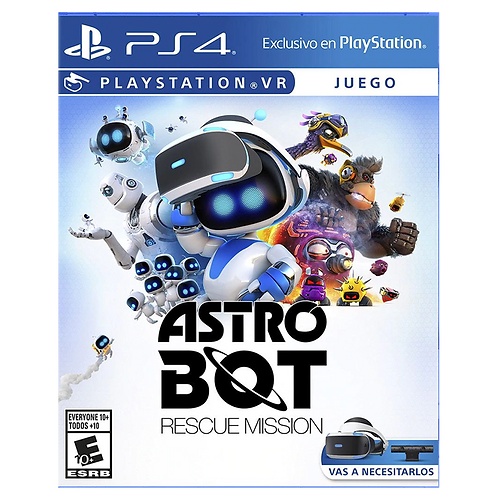 Vr Astro Bot Ps4