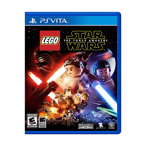 Lego Star Wars The Force Wakens Vita