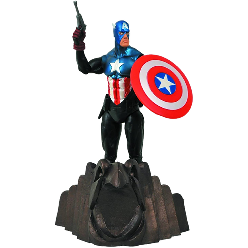 Marvel Select Figure - Captain America