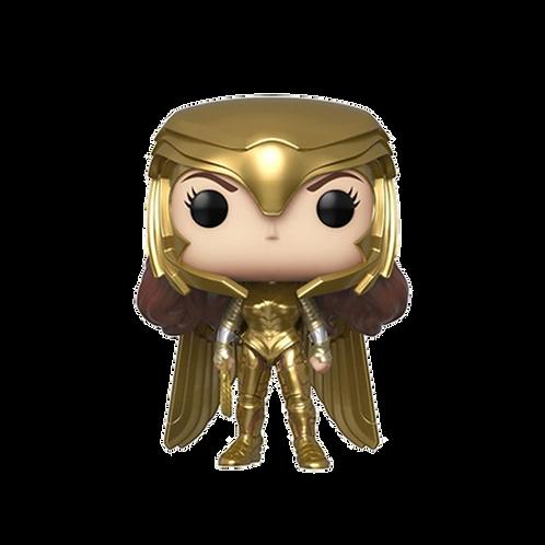 Funko Wonder Woman Golden Armor 323