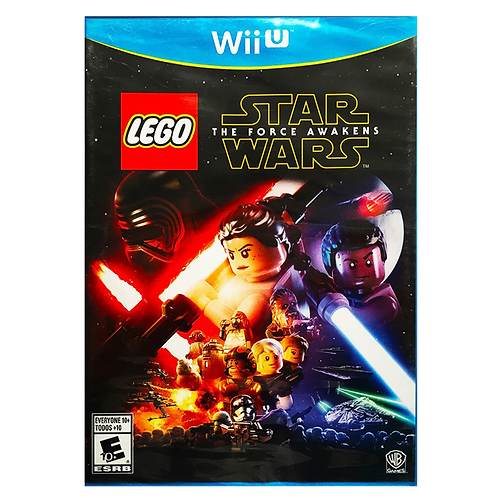 Lego Star Wars The Force Wii U
