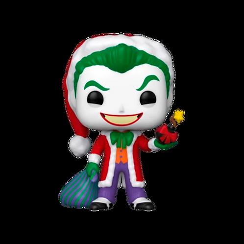 Funko The Joker As Santa 358