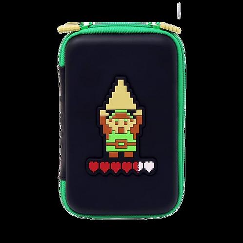 Retro Zelda Hard Pouch Case 3Ds Xl