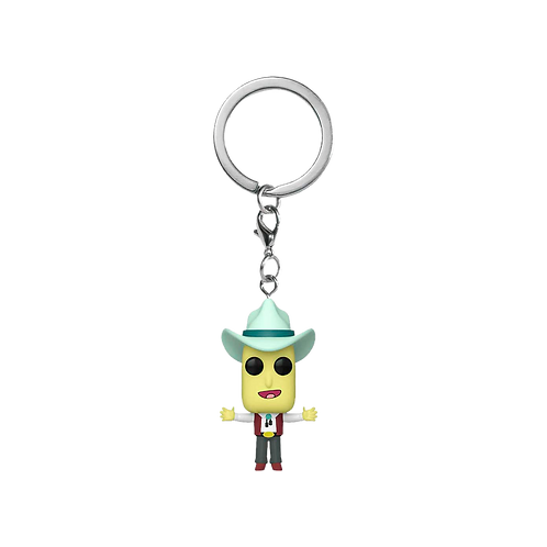 Llavero Funko Mr Poopy Butthole (Auctioneer)
