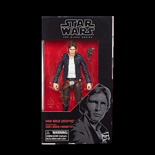 Figura Star Wars The Black Series - Han Solo (Bespin)