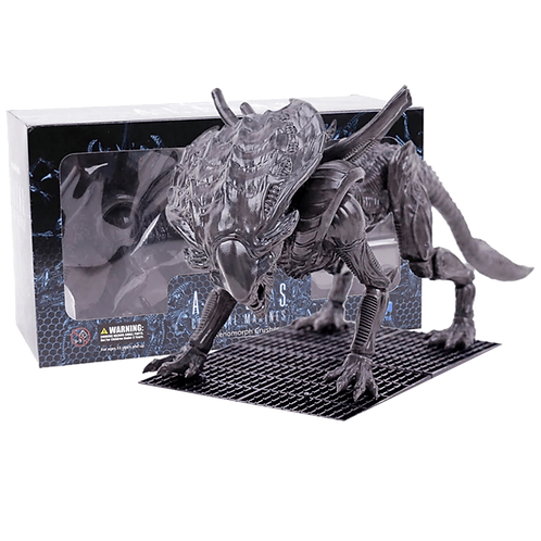 Alien Figures - 1/18 Scale Aliens Cm Xenomorph Crusher