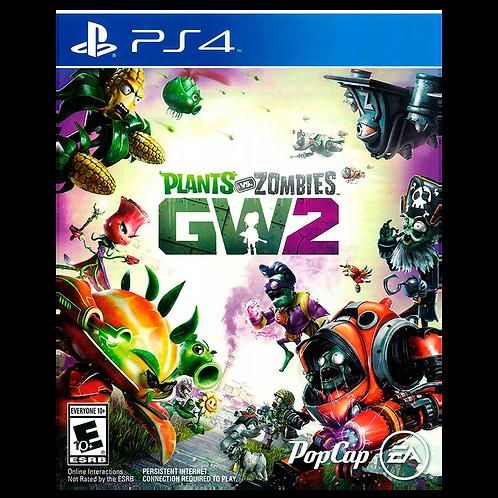Plants Vs Zombies Gw 2 Ps4