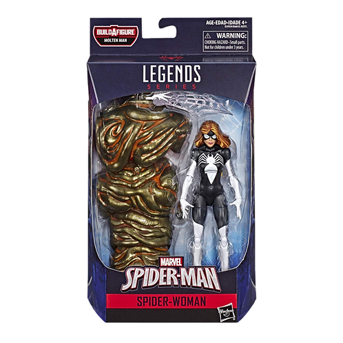 Figura Marvel Legends Spider-Man - Spider Woman