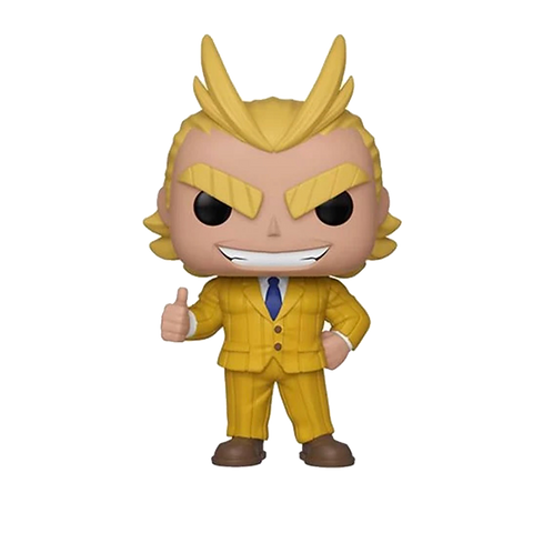 Funko All Might Teacher 604