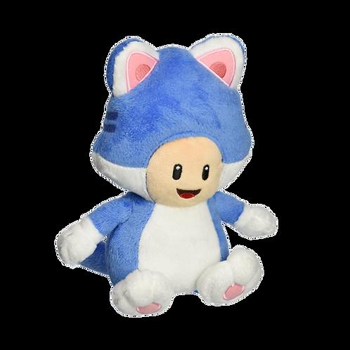 Little Buddy Peluche Nintendo - Gato Toad 10 Pulgadas