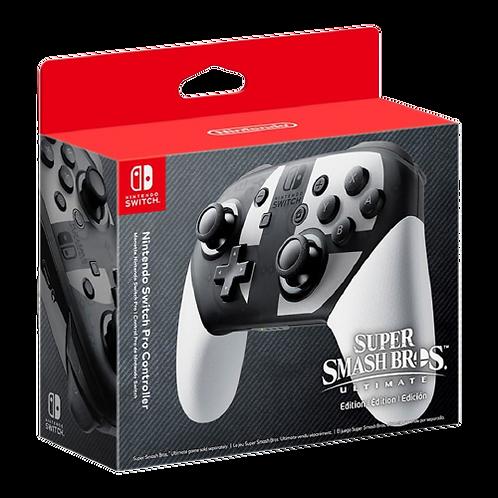 Control Inalambrico Pro Smash Bros Ultimate
