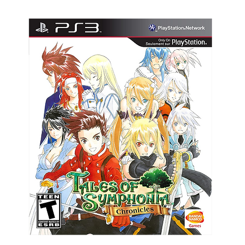 Tales of Symphonia Chonicles Ps3