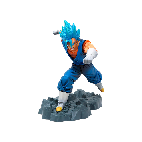 Banpresto Dbz Dokkan Battle Collab Ssg Super Saiyan Vegito