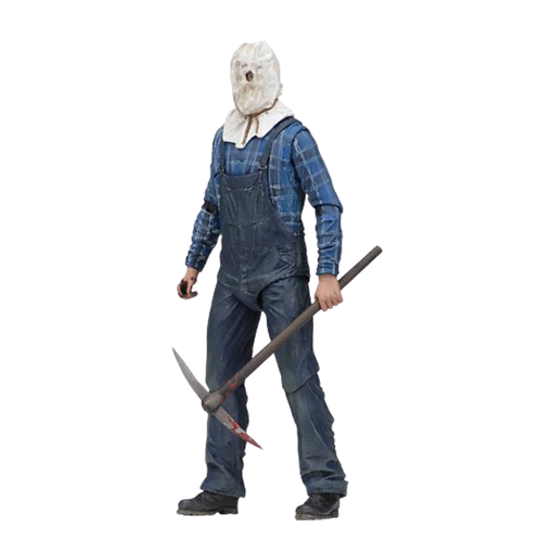 "Friday The 13TH 7"" Figures - Ultimate Part II Jason"