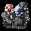 Thumbnail: Figuras Naruto Chess Piece Collection R Premium- Sasuke y Sakura