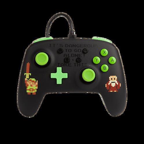 Wireless Controller Nsw Retro Zelda PowerA