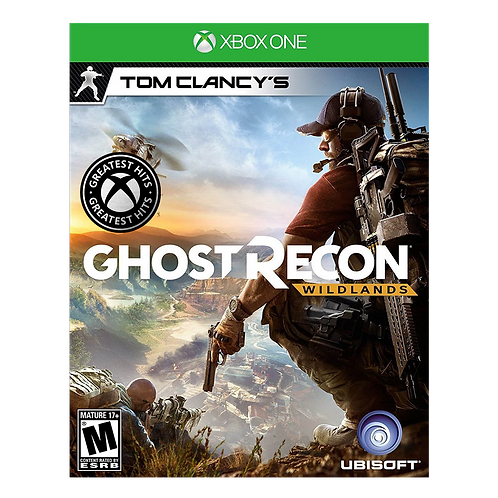 Ghost Recon Wildlands Great Hits Xbox One