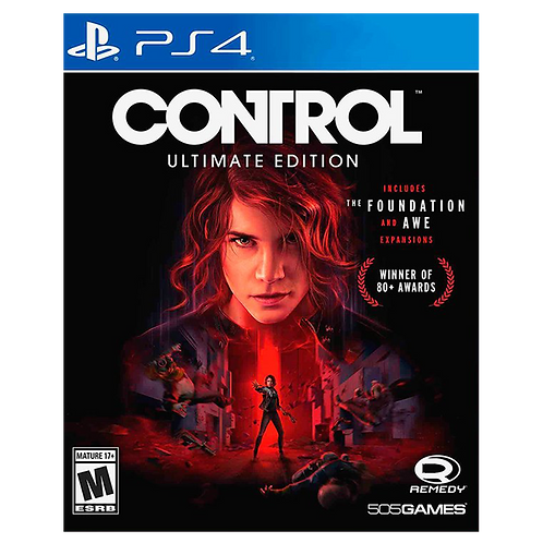 Control Ultimate EditionPs4